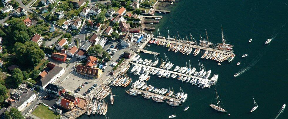 Marina Son Norwegen