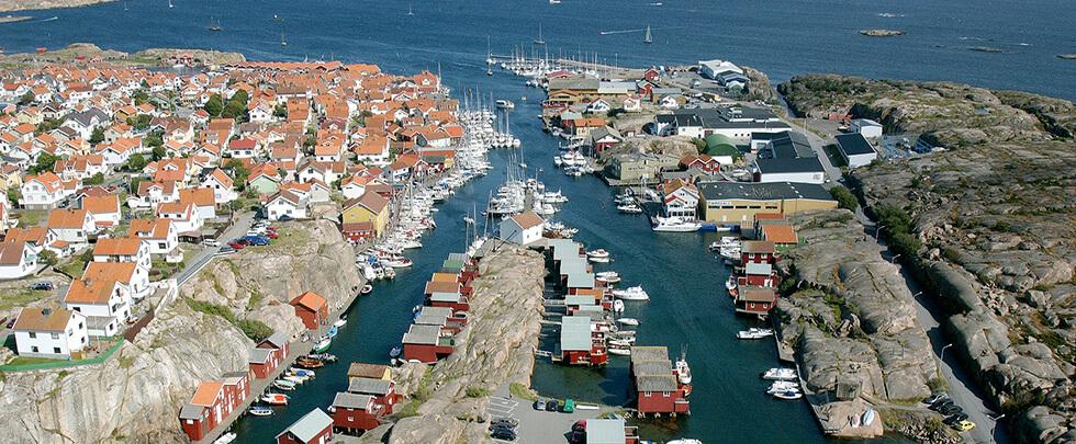 Luftaufnahme Marina Smoegen