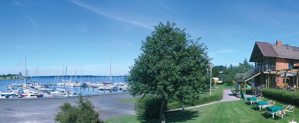Hafen Marina Neuhof